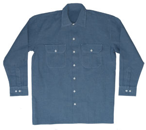 sea cadet chambray shirt